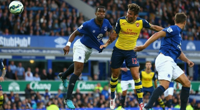 Premiership: Arsenal: Giroud fit to face Manchester United
