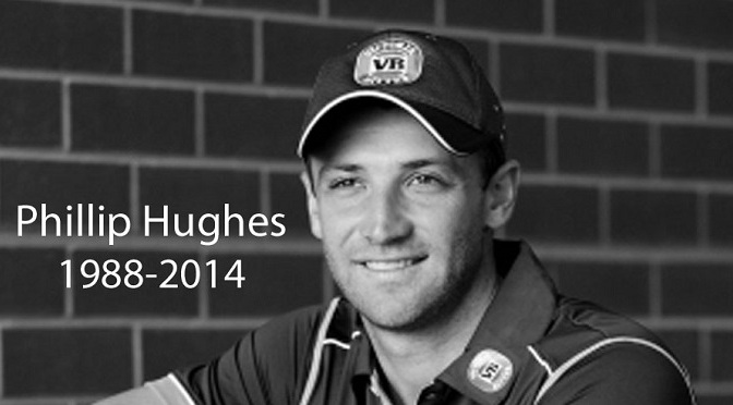 Cricket: Hughes dies aged 25 after head injury