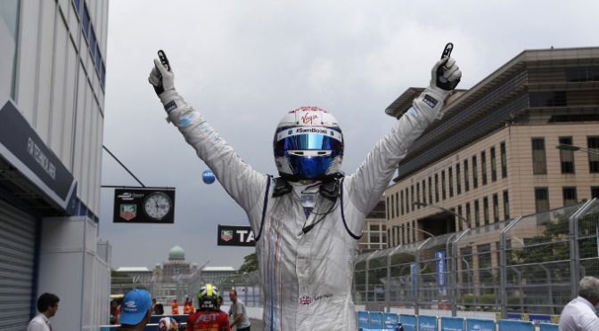 Formula E: Sam Bird seals victory in the Putrajaya ePrix