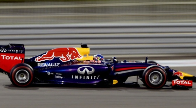 F1: Abu Dhabi: Red Bull excluded from qualifying for illegal front wing