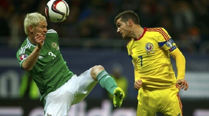 Euro 2016 Qualifying: Romania 2-0 Northern Ireland