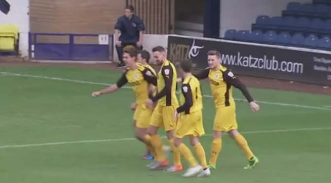 FA Cup: Southend 1-2 Chester