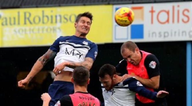 League 2: Southend 1-0 Harlepool