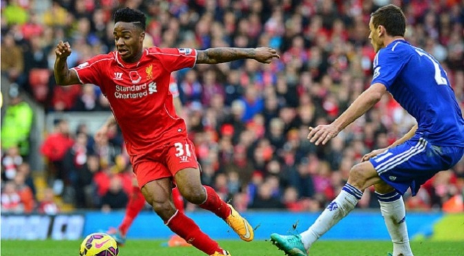 Premiership: Raheem Sterling: 'I want to be at Liverpool as long as possible'
