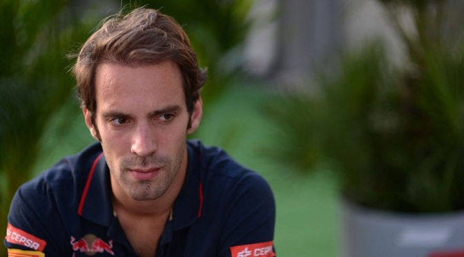 F1: Vergne confirms he's out at Toro Rosso