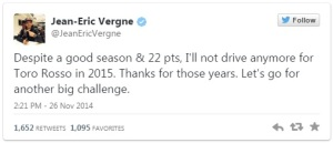vergne-tweet
