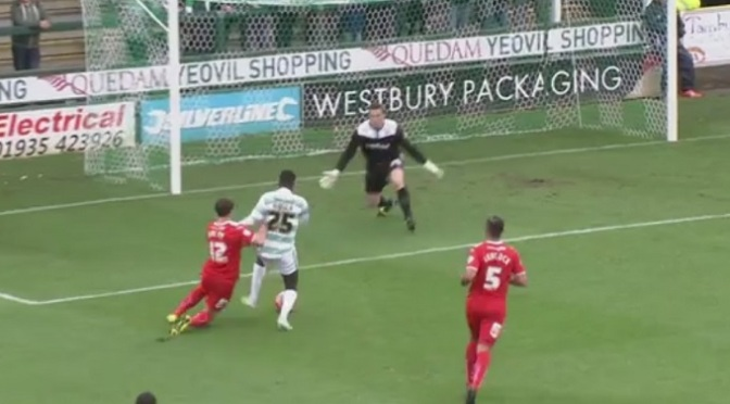 FA Cup: Yeovil 1-0 Crawley