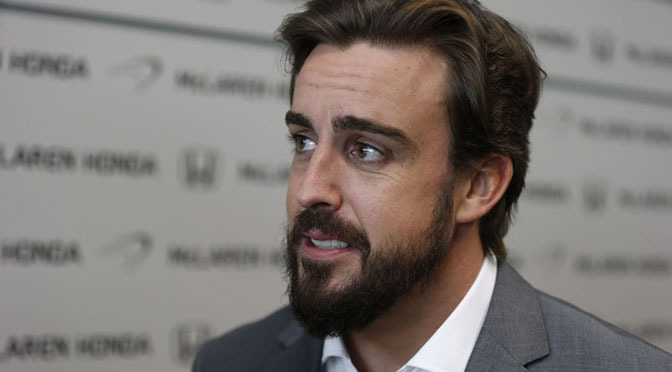 F1: Alonso sees podiums as realistic target in 2015