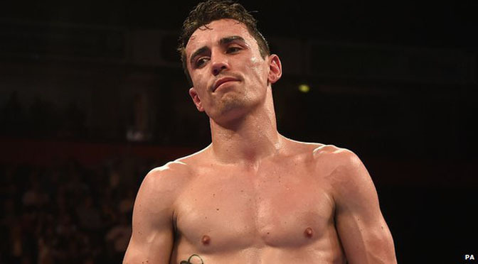 Boxing: Anthony Crolla: Teenager arrested over Manchester boxer assault