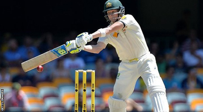 Cricket: Australia v India: Steve Smith century leaves Test in balance
