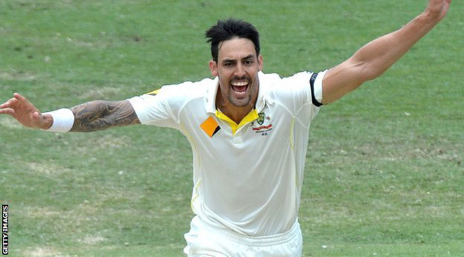 Cricket: Australia v India: Mitchell Johnson spell secures second Test victory