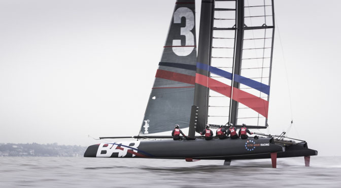 America's Cup: Sir Ben Ainslie enters Red Bull F1 partnership