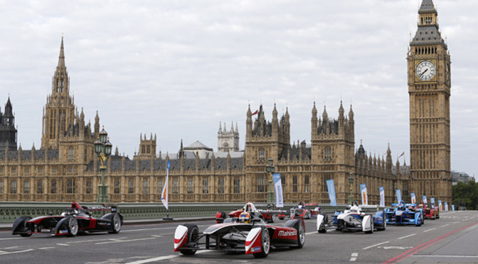 Formula E: Battersea race gets final approval by local council