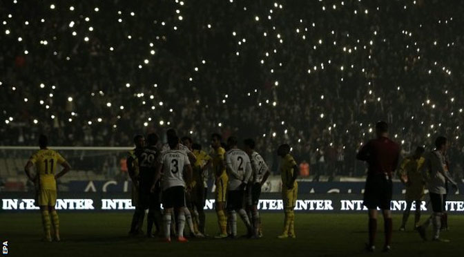 Europa League: Besiktas 1-0 Spurs