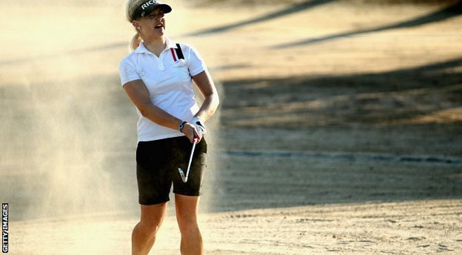 Ladies Golf: Charley Hull on course to top European Order of Merit in Dubai