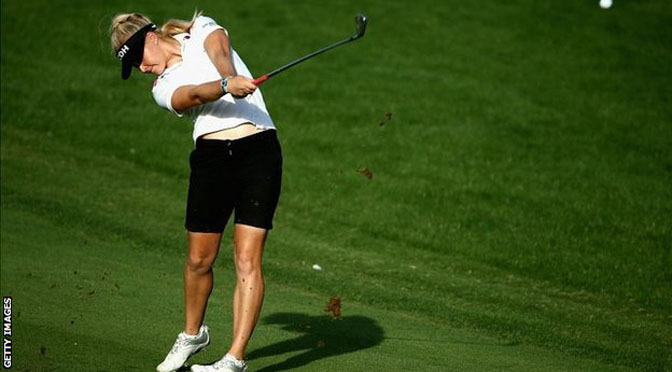 Golf: Teenager Charley Hull tops European Order of Merit in Dubai