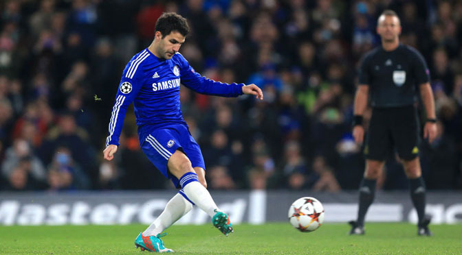 Champions League: Chelsea 3-1 Sporting Lisbon