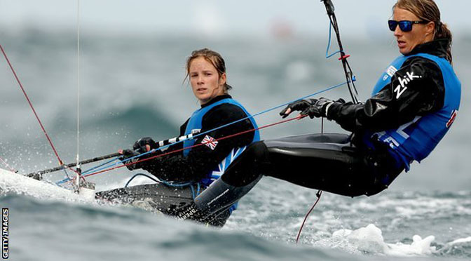 Sailing: Hannah Mills & Saskia Clark robbed at knifepoint in Rio