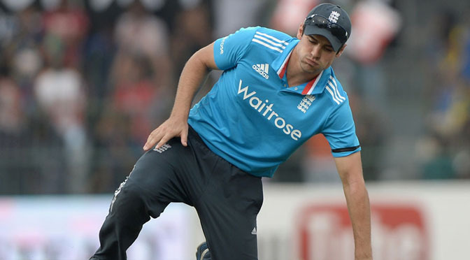 Cricket: Cook sacked as England one-day captain