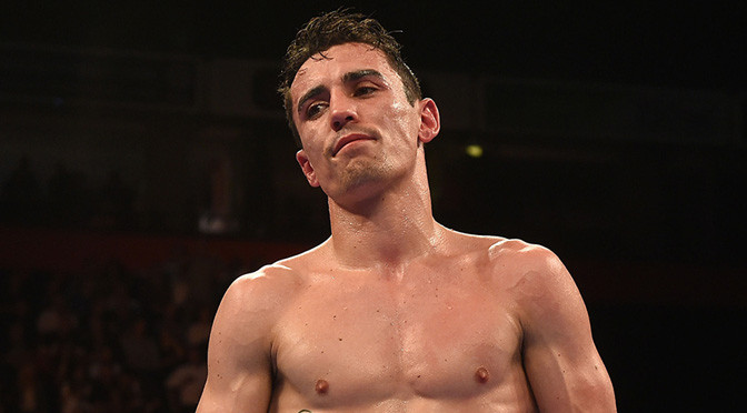 Boxing: Crolla: I'll be back stronger than ever next year
