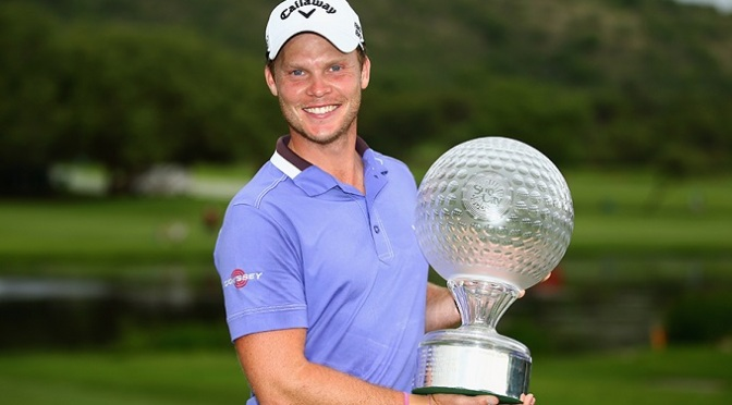 Golf: Willett overtakes Donald and strolls to victory in Sun City