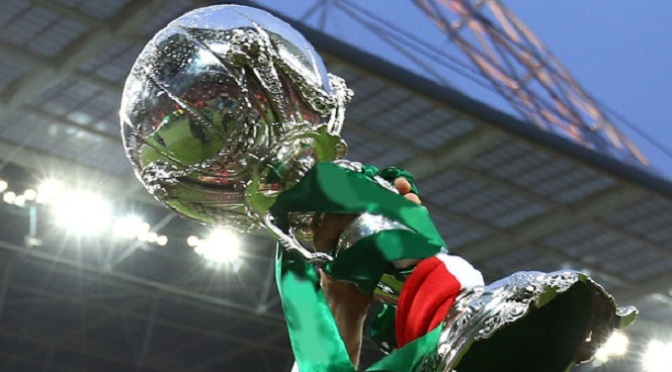 FA Trophy: First Round Proper draw made at Wembley