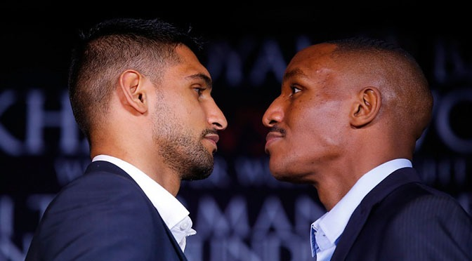 Boxing: Khan v Alexander – Chasing the Money