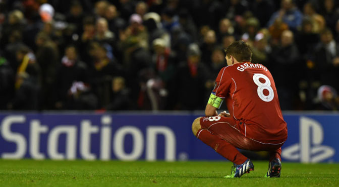 Champions League: Liverpool 1-1 Basel
