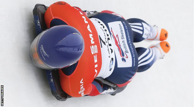Skeleton: Lizzy Yarnold wins Lake Placid World Cup gold