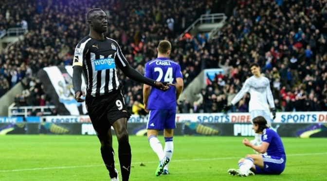Premiership: Newcastle 2-1 Chelsea