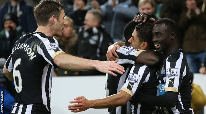 Premiership: Newcastle 3-2 Everton