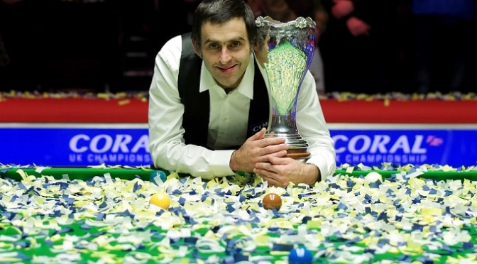Snooker: O'Sullivan edges Trump in epic final