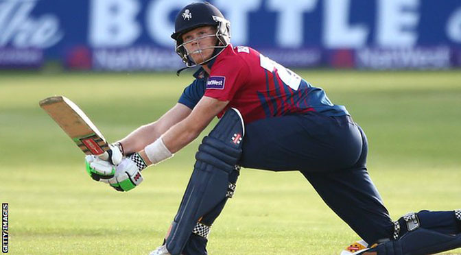 Cricket: Sam Billings added to England's provisional World Cup squad