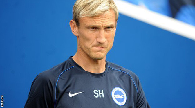 Championship: Brighton manager Sami Hyypia resigns after one win in 18 games