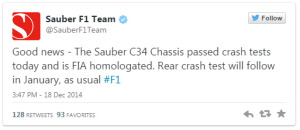 sauber-crash-test-tweet