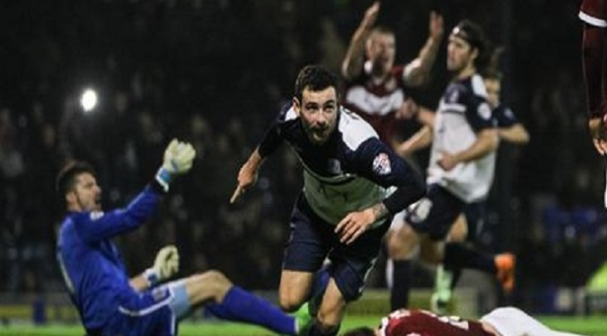 League 2: Southend 2-0 Northampton