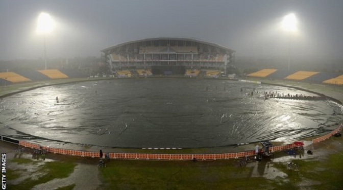 Cricket: Sri Lanka v England: Third ODI in Hambantota delayed by rain
