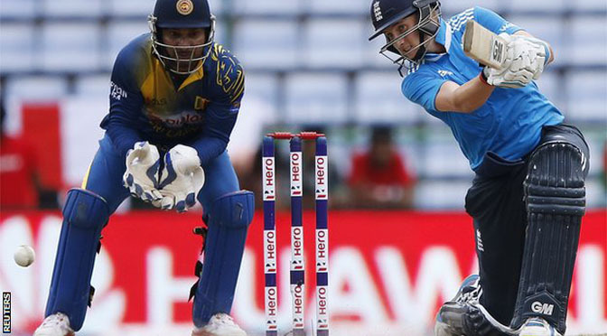 Cricket: Sri Lanka v England: Joe Root century inspires Pallekele win