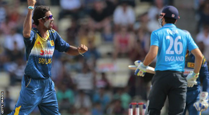 Cricket: Sri Lanka v England: Kumar Sangakkara leads hosts to series win