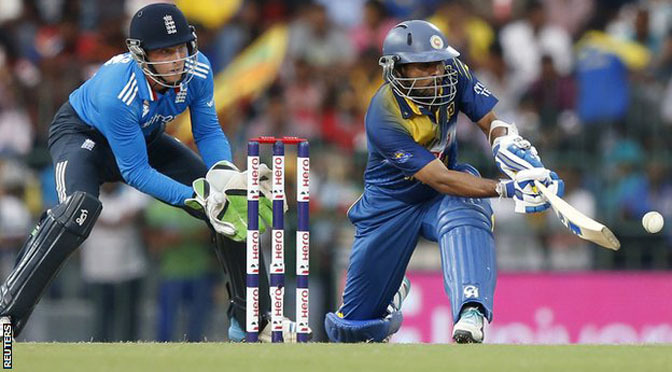 Cricket: Sri Lanka v England: Hosts win by 87 runs to seal 5-2 series victory