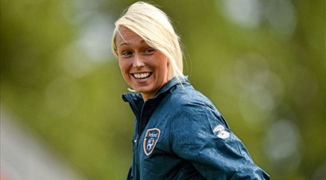 Football: Fifa goal of year: Stephanie Roche, Van Persie or James Rodriguez