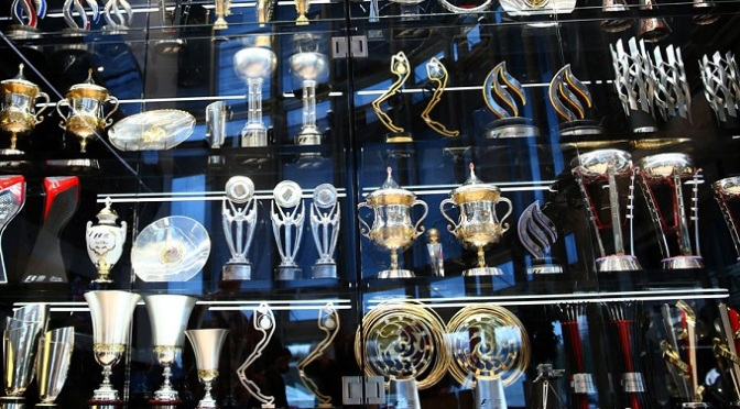 F1: Red Bull trophies stolen in factory break-in