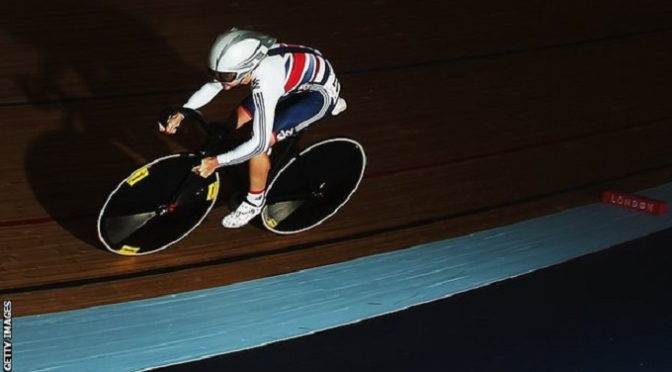 Cycling: Track Cycling World Cup: Laura Trott wins Britain's fourth gold