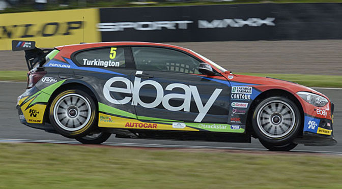 BTCC: Champion Colin Turkington talking to other teams for 2015