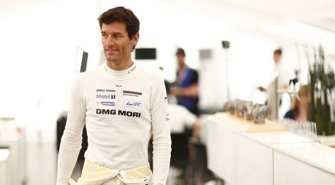 Motorsport: Webber 'a lucky boy' to survive WEC crash