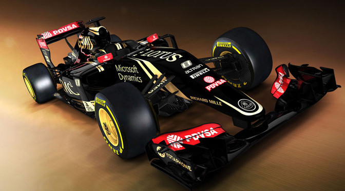 F1: Lotus expects 'big step' from E23 Hybrid