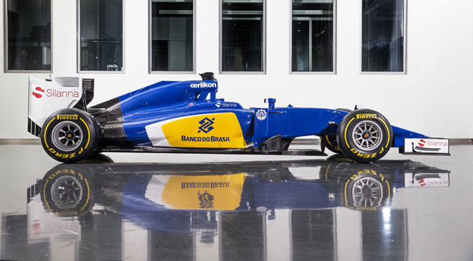 F1: Sauber launches new C34 and new livery