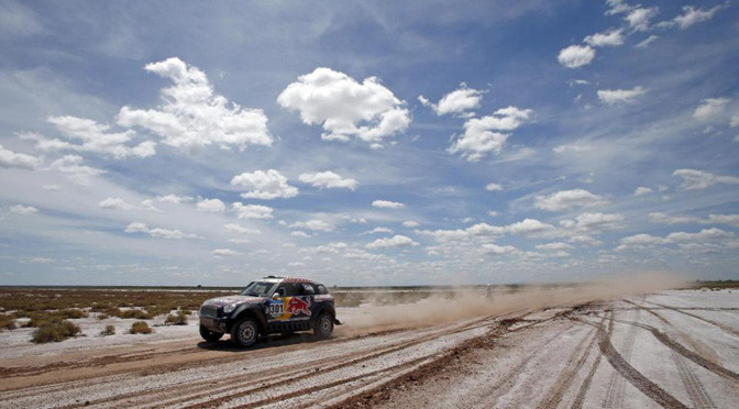 Dakar: Al-Attiyah impresses on stage four to extend overall lead