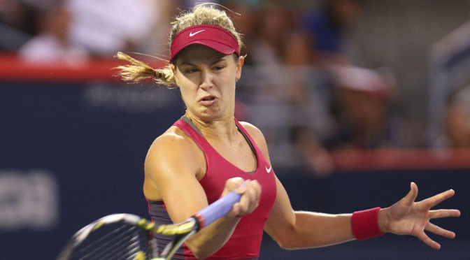 Tennis: Eugenie Bouchard thrashes sluggish Serena in Perth