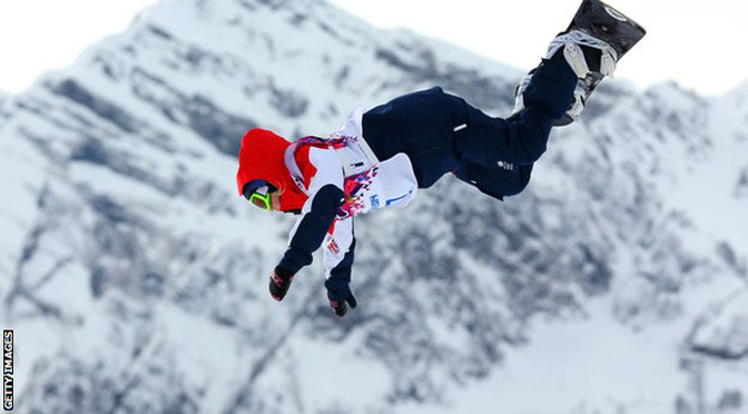 Snowboard Slopestyle: Aimee Fuller reaches semi-final in Austria